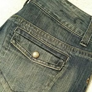 American Eagle Outfitters Skirts - AE denim mini skirt